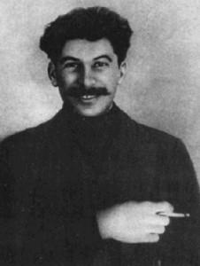 O Joseph Stalin στα νιάτα του