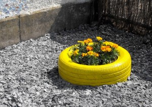yellowtireplanter