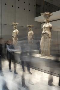 acropolis museum inside
