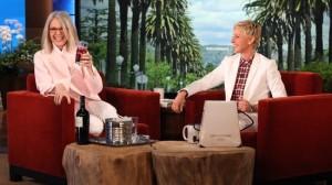 Diane-Keaton-Ellen-DeGeneres-Show-Video