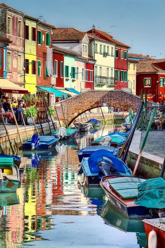 Burano, Ιταλία