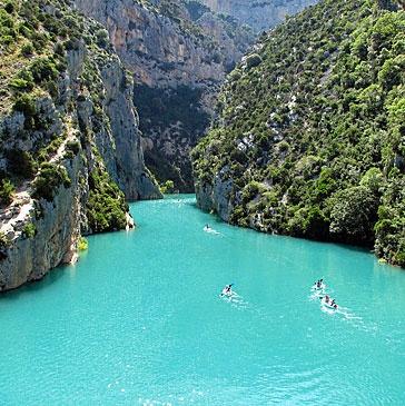 Verdon Gorge, Νότια Γαλλία