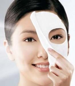 face mask milk honey