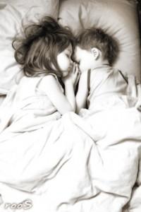 twins sleeping 2