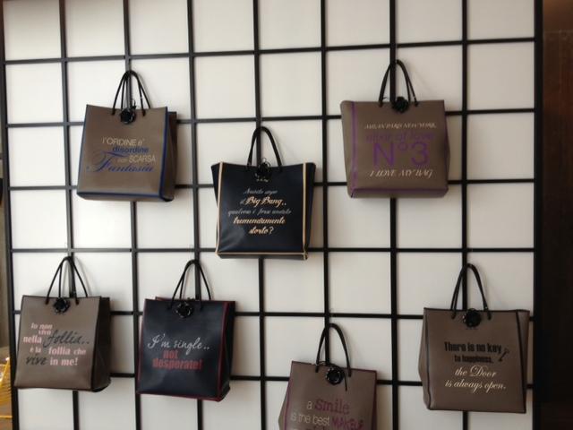 Le Pandorine Shopping Bags