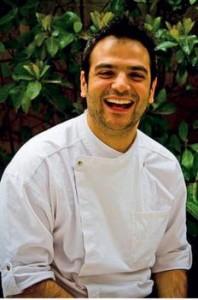 Ο σεφ Περικλής Κοσκινάς