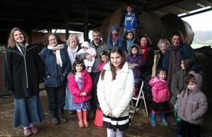 strange family 18children 5 wives
