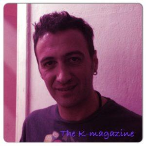 vaggelis alexandris the k-magazine