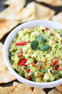 Grilled-Corn-and-Roasted-Red-Pepper-Guacamole-7