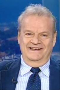 Στέλιος Χατζηγάκης, αντιπρόεδρος του Ιδρύματος «Παν. Χατζηγάκη»