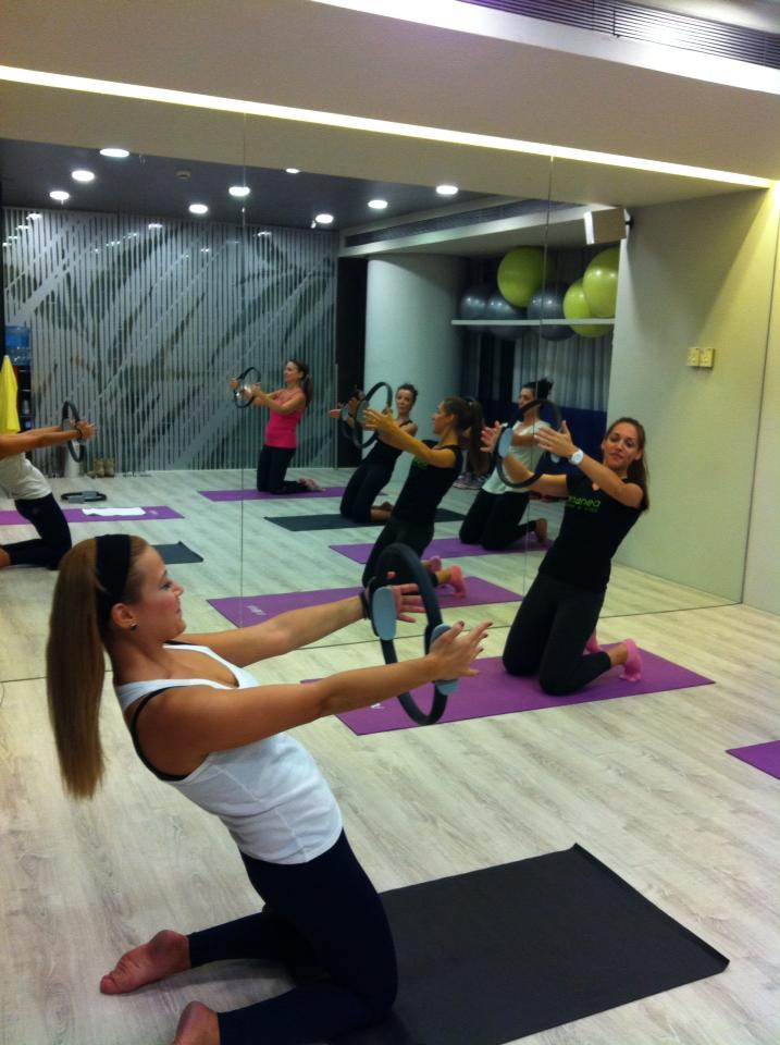 PR pilates session photo 2