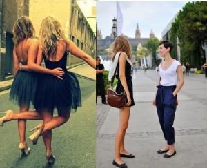 flat or heels