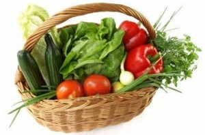vegetables basket k-mag