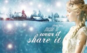 wear it share it