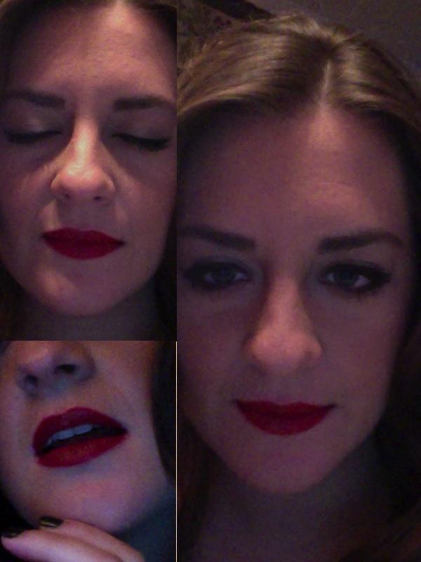 Make Up RedLiner 3