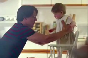 VW Polo Advert ' Evolving relationship of a protective father and