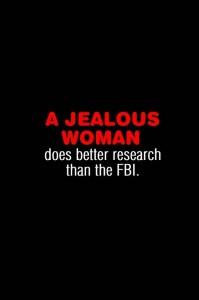 jalous woman fbi