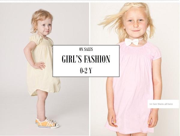 GIRLS FASHION 0-2