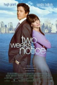 Two Weeks Notice 1