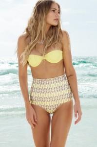 highwaitted bikini