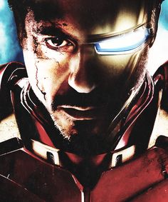 08 RDJ's Iron Man