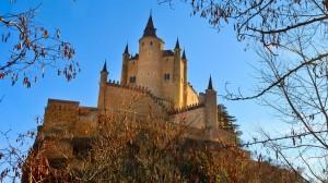 08 Segovia Castle