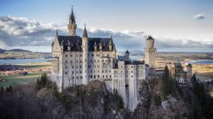 10 Neuschwanstein Castle