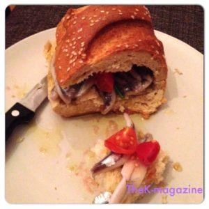 sandwich gavros marinatos k-mag.gr
