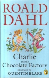 Charlie and the Chocolate Factory book 2