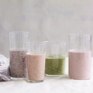 Βρείτε το smoothie που σας αρέσει και ταιριάζει στο μεταβολισμό σας