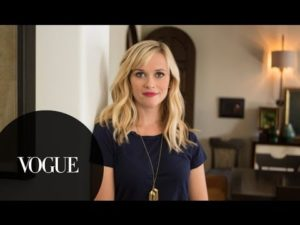 reese witherspoon video vogue home la