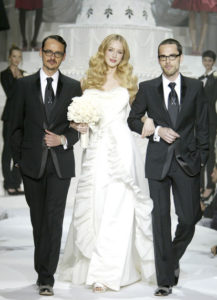 Viktor & Rolf Celebrates The Launch of Their Collection for H&M