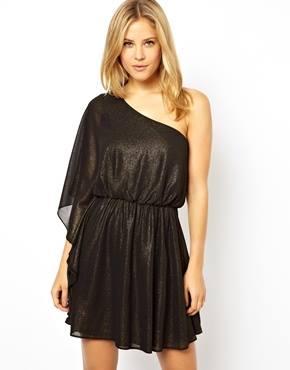 ASOS One Shoulder Drape Dress, Asos, 10 ευρώ