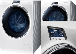 Smartphone-controlled-Samsung-WW9000-washing-machine