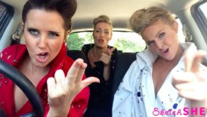 Girls in the car 2