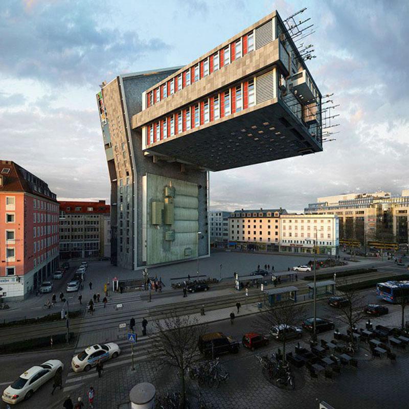 The Munich hotel, © Victor Enrich