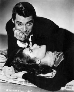Katharine Hepburn & Cary Grant 1