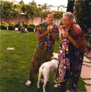 Patch Adams & Robin Williams