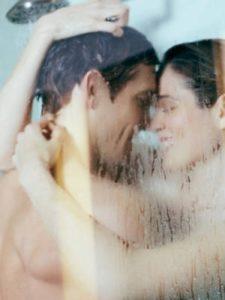 sex in bath