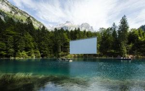 Λίμνη Blausee  στην Ελβετία