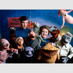 Jim Henson & Jane Nebel - Sam and Friends 2