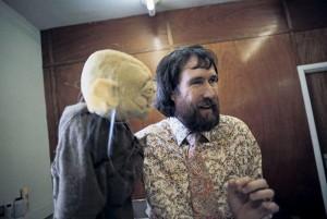 Jim Henson & Yoda