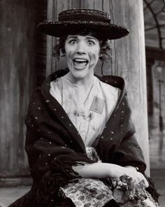Julie Andrews - My Fair Lady 1956