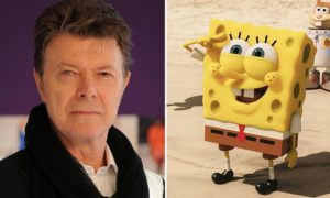 david bowie bob the sponge