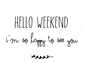 Weekend look - banner