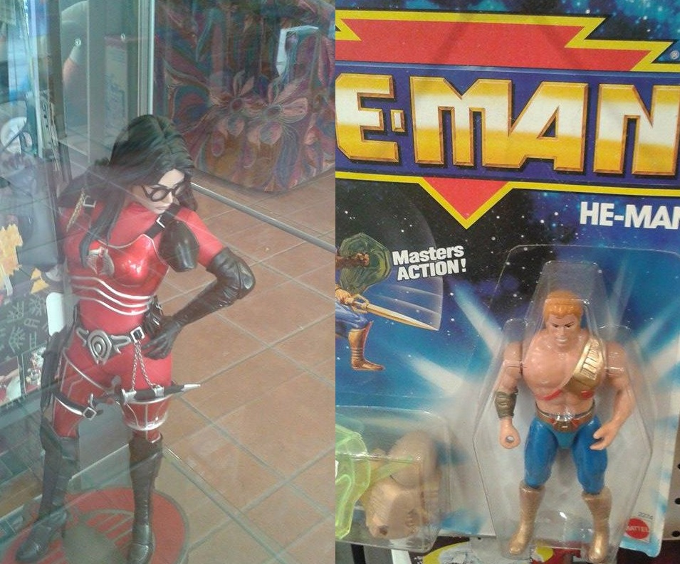 8d35b69fbece Ένα κατάστημα Vintage παιχνιδιών, που περιμένει να το ανακαλύψεις ...