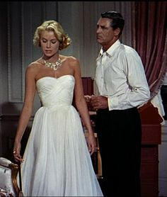 Grace Kelly & Cary Grant - To Catch A Thief