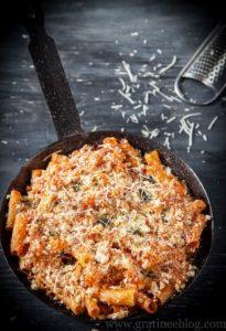 rigatoni-pancetta-goorgonzola