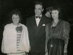 Édith Piaf, Marcel Cerdan & Simone Berteaut