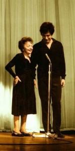 Édith Piaf  & Teo Lamboukas
